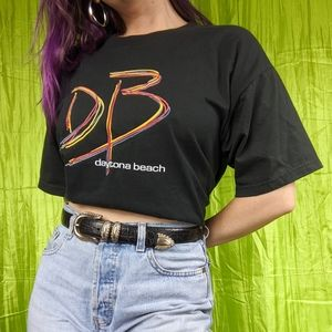 90s Daytona Beach tourist t-shirt